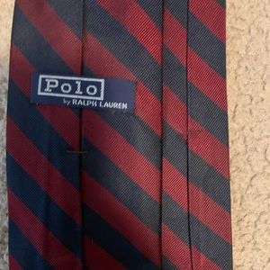 Mens Ralph Lauren Tie (Striped)